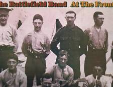 THE BATTLEFIELD BAND -At The Front- 1978 Topic Lp - UK Import