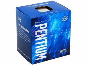 Intel Pentium G4400 de Sexta Generación, 3.3 GHz Socket 1151