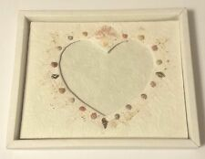 Hawaiian Beach Sand and Shell Natural Paper Wedding Guest Book