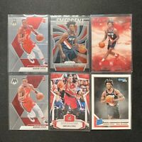 2019-20 Panini Prizm Nassir Little 6 Card Lot RED ORIGINS Rated Rookie Mosaic