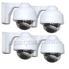 4x Dome IR Night Vision Security Camera Outdoor Varifocal CCTV Surveillance BE5