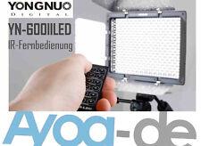 Yongnuo YN-600 II LED Leuchte 5500K Videolicht  600 LED Light IR-Fernbedienung