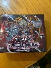 Legendary Duelists Rage Of Ra (LED7) Booster Box