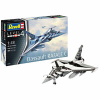 REVELL Dassault Rafale C 1:48 Aircraft Model Kit 03901