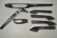 Audi A4 8W A5 F5 Dekorleisten Carbon Dekor Blende Karbon Zierleisten 8W1853190Q