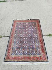Hereke Original Silk Carpet - 20th century