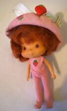 Vintage Strawberry Shortcake Muñeca en su atuendo original