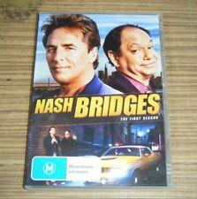 Pre-Owned DVD - Nash Bridges: The First Season [C8]
