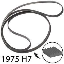 AEG Genuine Poly-V Tumble Dryer Drive Belt 1975 H7 1975PH 1975mm 7 Rib
