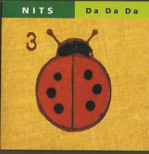THE NITS/HENK HOFSTEDE Rare CD single DA DA DA/DO DO non-album track