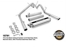 "2003 Dodge Ram 2500 Crew Cab Magnaflow 3"" Cat-Back Dual Exhaust System 15791"