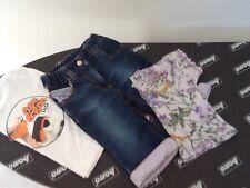Jeans, T-shirt, maglia D&G bambina taglia 6-9 mesi