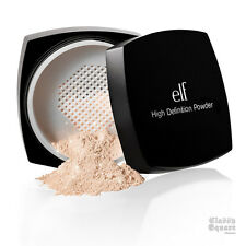 E.L.F. Studio NEW High Definition Powder SHIMMER ELF Foundation Cosmetic Makeup