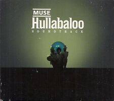 2 CD ALBUM 21 TITRES B-SIDES + LIVE--MUSE--HULLABALOO SOUNDTRACK--2002