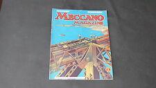 MECCANO MAGAZINE VOLUME VII N° 10 DE OCTOBRE 1930