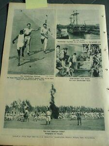 1927 Laufen Sprint Rückwärtslaufen Harvard Universiät
