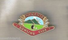 LAWN BOWLING CLUB BADGE - PANANIA