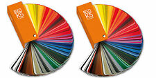 RAL K5 Classic 2 guide set - New - All the classic colours on 150x50mm pages
