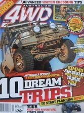 Australian 4WD Action Magazine No 204 - Advanced Water Crossing Tips
