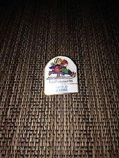 LILLEHAMMER 94 BAUSCH & LOMB PIN