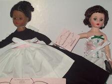 "Madame Alexander 10"" Scarlett and Mammy Doll  NRFB"