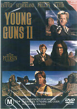 Young Guns 2   ( DVD )  NEW AND SEALED