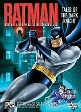 Batman The Animated Series: Tales of the Dark Knight (DVD, 2004)