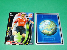 FOOTBALL CARD WIZARDS 2001-2002 DJEZON BOUTOILLE LILLE OSC LOSC PANINI