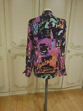 Mens Versace collection silk shirt sz S/M?