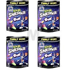 TROLLI SOUR SNEAKS 4 Pack  Bulk Vending fresh Chewy Gummy Candy New 12 oz