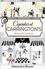 Cupcakes at Carrington's (Carringtons Department Store 1), Brown, Alexandra