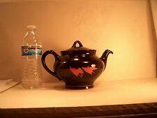 Vintage Brown  Teapot by Royal Canadian Art Pottery Hamilton CANADA