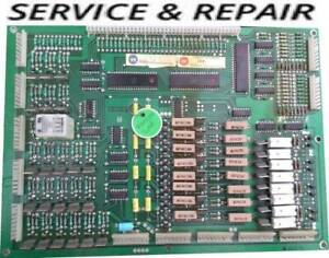 WILLIAMS DRIVERBOARD UNLOCK Repair Service Flat Rate for all 3-7 pinball systems