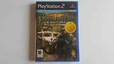 SOCOM 3 : U.S. Navy SEALs / jeu Playstation 2 / complet / PAL FRA / PS2