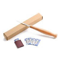 Bread Lame Dough Scoring Knife Tool Slashing Razor Blade Baguette Sourdough TP