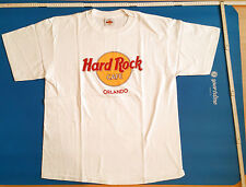 "Hard Rock Cafe T-Shirt Orlando Gr. ""XL"" ungetragen unworn"