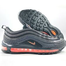 Nike Air Max 97 SE Reflective Safari Off Noir Orange BQ6524-001 Men's 8.5-13