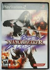 NanoBreaker (Sony PlayStation 2, 2005) PS2 Complete