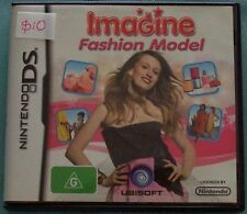 NINTENDO DS...FASHION MODEL...Become a top fashion designer...Hardly Used