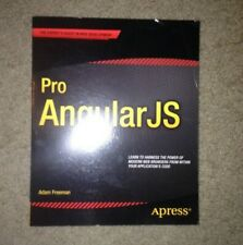 Pro AngularJS (Expert's Voice in Web Development) - Paperback - VERY GOOD