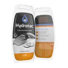 +1.75 Diopter OPTX 2020 Hydrotac Stick-on Bifocals