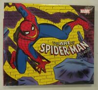 MARVEL THE ART OF SPIDER-MAN CLASSIC BOOK HC NEW MSRP $49.99
