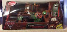 Disney Pixar Cars 2 DISNEY STORE Mater Radio Controlled