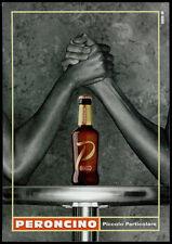 cartolina pubblicitaria PROMOCARD n.3889 PERONCINO PERONI DRINK