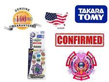 Takara Tomy Beyblade Burst Booster Vol 06 B80 #02 Exceed Evil-Eye .G.AT USA
