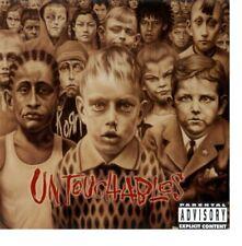 Korn - Untouchables (remix + Live-track)   Enhanced CD