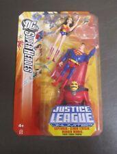 Superman Demon Etrigan Wonder Woman 2006 JUSTICE LEAGUE UNLIMITED Mattel 3 Pack