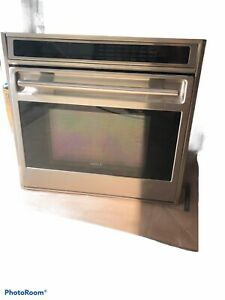 """WOLF SO30F/S 30"""" L Series Stainless Steel Framed Single Wall Oven Convection"""