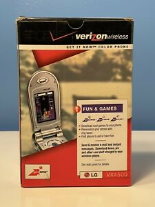 Verizon LG VX4500 Cell Phone
