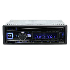 ALPINE CDE-163BT In-DASH SINGLE-DIN CAR STEREO CD RECEIVER w/ BLUETOOTH APP MODE